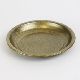 Miseczka na wodę święconą - stare złoto - JC87