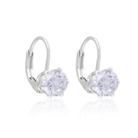 Kolczyki codzienne z kryształkami Xuping EAP15600