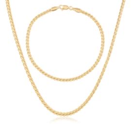 Komplet biżuterii - żmijka - Xuping PK551