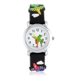 Zegarek dziecięcy na silikonowym pasku Z2128
