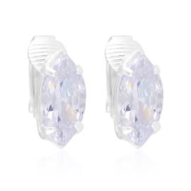 Klipsy kryształy czeskie KL-19 EA3668
