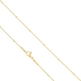 Łańcuszek stalowy 60cm Xuping LAP2220