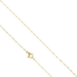 Łańcuszek stalowy 45cm Xuping LAP2221