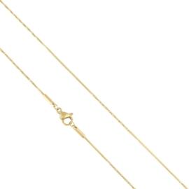Łańcuszek stalowy 60cm Xuping LAP2223
