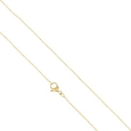 Łańcuszek stalowy 45cm Xuping LAP2225