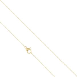 Łańcuszek stalowy 60cm Xuping LAP2227