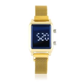 Zegarek LED na magnetycznym pasku Z2132