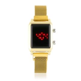 Zegarek LED na magnetycznym pasku Z2133