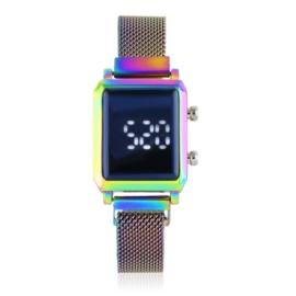 Zegarek LED na magnetycznym pasku Z2134