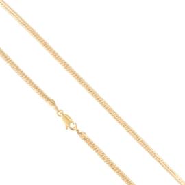 Łańcuszek żmijka 50cm Xuping LAP2237