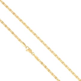 Łańcuszek bizantyjski 45cm Xuping LAP2239