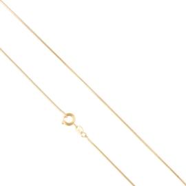 Łańcuszek linka 45cm Xuping LAP2240
