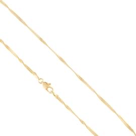 Łańcuszek 45cm Xuping LAP2241