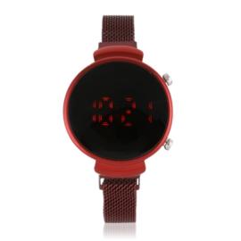 Zegarek LED na magnetycznym pasku 3,5 - Z2167