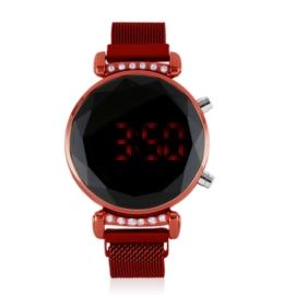 Zegarek LED na magnetycznym pasku 3,5 - Z2173