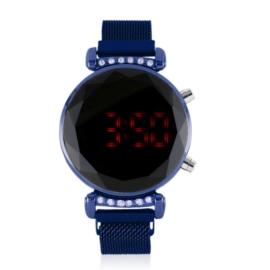 Zegarek LED na magnetycznym pasku 3,5 - Z2175