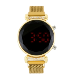 Zegarek LED na magnetycznym pasku 3,5 - Z2176