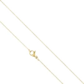 Łańcuszek stalowy 45cm Xuping LAP2256