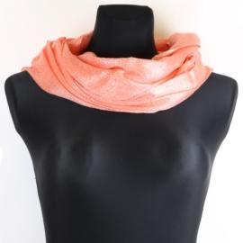 Komin damski - różowy - WO1172
