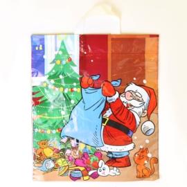 Reklamówki foliowe torby świąteczne 25szt RE01