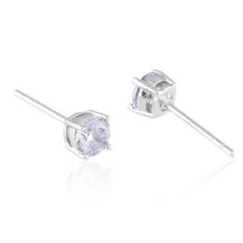 Kolczyki sztyfty kryształki 0,5cm Xuping EAP15854