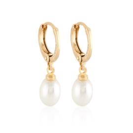 Kolczyki codzienne z perłkami Xuping EAP15899