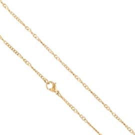 Łańcuszek 50cm Xuping LAP2260