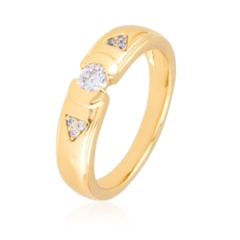 Pierścionek z kryształkami - Xuping PP3024