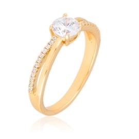 Pierścionek zaręczynowy - Xuping PP3031