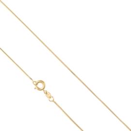 Łańcuszek linka 45cm Xuping LAP2261