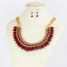 Komplet biżuterii - KOM366