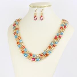 Komplet biżuterii - KOM369