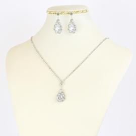 Komplet biżuterii eleganckiej - KOM370