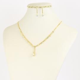 Komplet biżuterii eleganckiej - KOM371