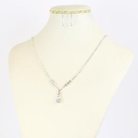 Komplet biżuterii eleganckiej - KOM374