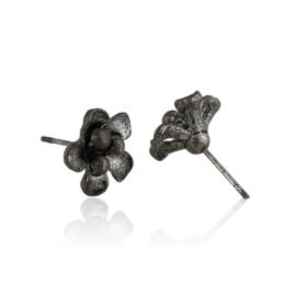 Kolczyki kwiatki 1,2cm EA3717