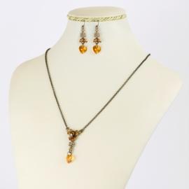 Komplet biżuterii codziennej - KOM418