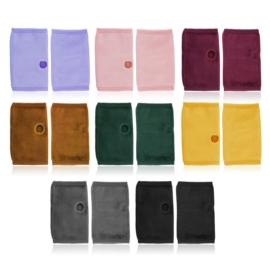 Ocieplacze na ręce mitenki mix kolorów 12szt RK580