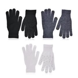 Rękawiczki z dżetami touch screen 21cm 12szt RK582