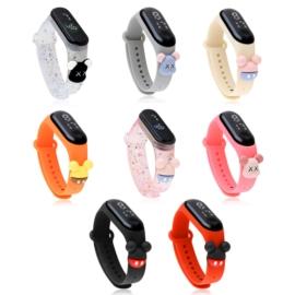 Zegarki LED silikonowe - 12szt mix wzorów - Z2187