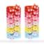 Gumeczki z kotkami mix kolorów 24szt/op OG917