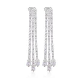 Kolczyki czeskie kryształy K3-2032 EA3748