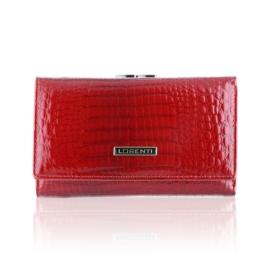 Portfel damski skórzany 55020-RS 1176 Red P1410