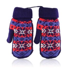 Rękawiczki damskie 23cm R-145RK625
