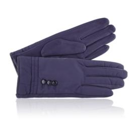 Rękawiczki damskie fioletowe RK648