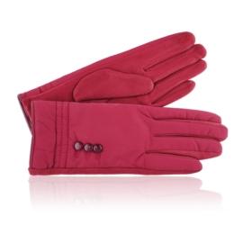 Rękawiczki damskie czerwone RK651
