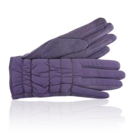 Rękawiczki damskie fioletowe RK655