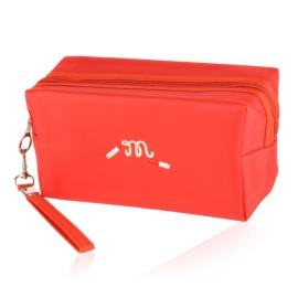 Kosmetyczka damska - czerwona - KOS130