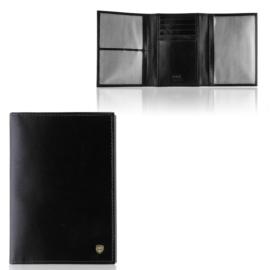 Portfel męski skórzany PAL50-RVT Black P1424
