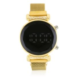 Zegarek damski LED na magnetycznym pasku Z2282